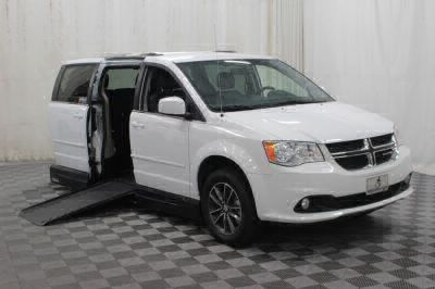 Handicap Van for Sale - 2017 Dodge Grand Caravan SXT Wheelchair Accessible Van VIN: 2C4RDGCG6HR629647