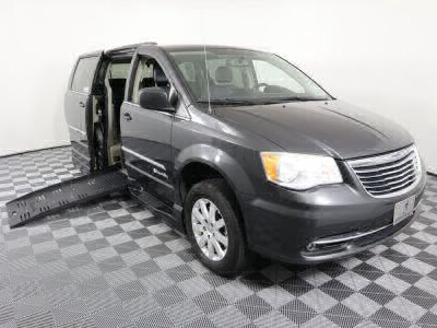 Used Wheelchair Van for Sale - 2012 Chrysler Town & Country Touring Wheelchair Accessible Van VIN: 2C4RC1BG6CR345333