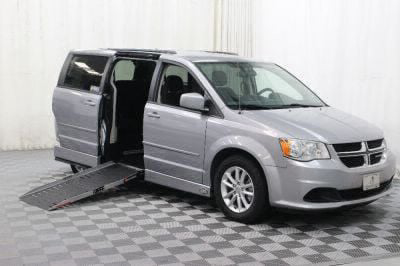 Used Wheelchair Van for Sale - 2014 Dodge Grand Caravan SXT Wheelchair Accessible Van VIN: 2C4RDGCG5ER254099