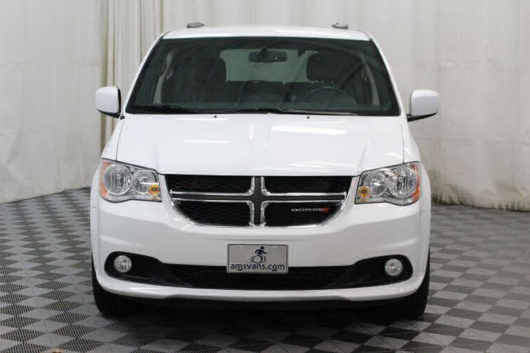 2017 Dodge Grand Caravan SXT Wheelchair Van For Sale #15