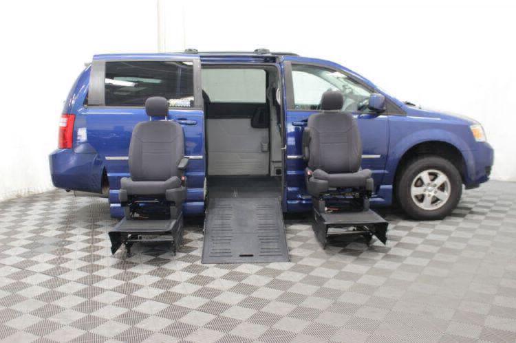 2010 Dodge Grand Caravan SXT Wheelchair Van For Sale #25