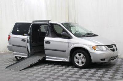Used Wheelchair Van for Sale - 2007 Dodge Grand Caravan SE Wheelchair Accessible Van VIN: 1D4GP24R67B193562