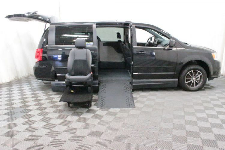 2017 Dodge Grand Caravan SXT Wheelchair Van For Sale #16