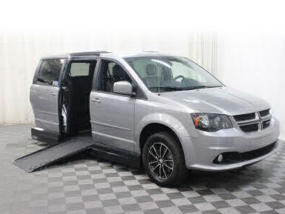 Handicap Van for Sale - 2017 Dodge Grand Caravan GT Wheelchair Accessible Van VIN: 2C4RDGEG5HR746505