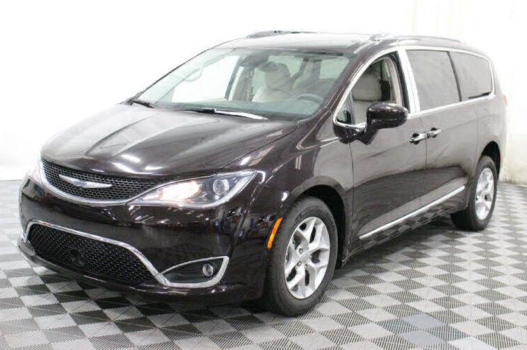 2017 Chrysler Pacifica Touring-L Plus Wheelchair Van For Sale #23