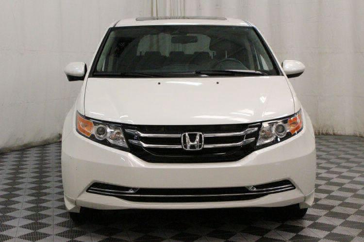 2016 Honda Odyssey EX-L Wheelchair Van For Sale #15
