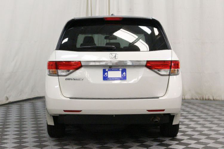 2016 Honda Odyssey EX-L Wheelchair Van For Sale #11