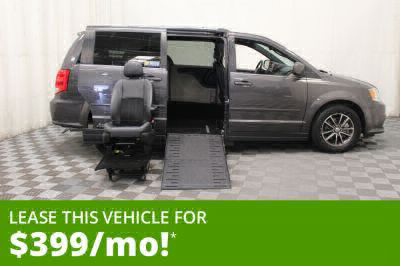 New Wheelchair Van for Sale - 2017 Dodge Grand Caravan SXT Wheelchair Accessible Van VIN: 2C4RDGCGXHR558470