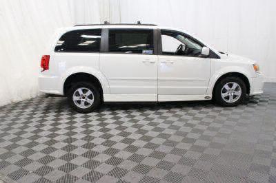 2012 Dodge Grand Caravan Wheelchair Van For Sale -- Thumb #11