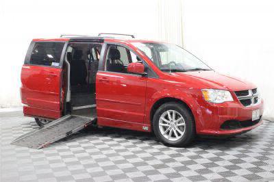 Used Wheelchair Van for Sale - 2013 Dodge Grand Caravan SXT Wheelchair Accessible Van VIN: 2C4RDGCG8DR738654
