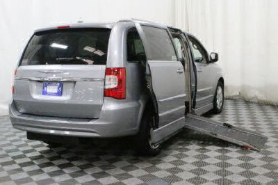 2014 Chrysler Town and Country Wheelchair Van For Sale -- Thumb #3