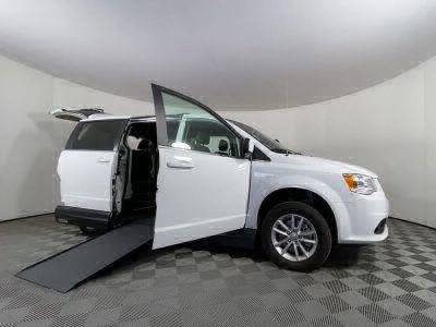 New Wheelchair Van for Sale - 2019 Dodge Grand Caravan SXT Wheelchair Accessible Van VIN: 2C4RDGCG7KR783971
