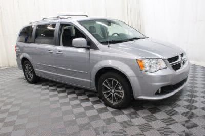 Commercial Wheelchair Vans for Sale - 2017 Dodge Grand Caravan SXT ADA Compliant Vehicle VIN: 2C4RDGCG7HR863960