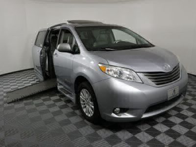 Used Wheelchair Van for Sale - 2012 Toyota Sienna XLE 8-Passenger Wheelchair Accessible Van VIN: 5TDYK3DC6CS271875
