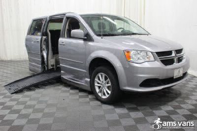 Used Wheelchair Van for Sale - 2015 Dodge Grand Caravan SXT Wheelchair Accessible Van VIN: 2C4RDGCG9FR556481