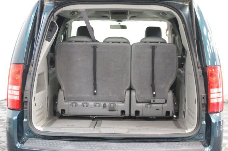 2009 Chrysler Town and Country LX Wheelchair Van For Sale #7
