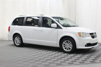 Handicap Van for Sale - 2018 Dodge Grand Caravan SXT Wheelchair Accessible Van VIN: 2C4RDGCG6JR163191
