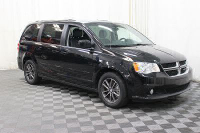 Handicap Van for Sale - 2017 Dodge Grand Caravan SXT Wheelchair Accessible Van VIN: 2C4RDGCG1HR784381