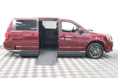 Handicap Van for Sale - 2017 Dodge Grand Caravan GT Wheelchair Accessible Van VIN: 2C4RDGEG2HR783656
