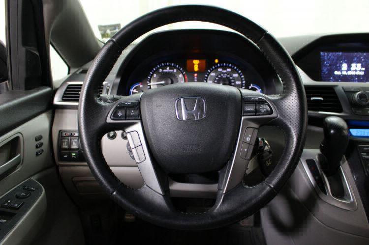 2012 Honda Odyssey Touring Elite Wheelchair Van For Sale #17