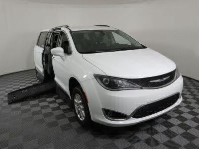 New Wheelchair Van for Sale - 2020 Chrysler Pacifica Touring L Wheelchair Accessible Van VIN: 2C4RC1BG8LR106902