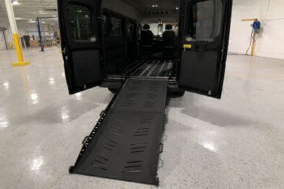 New Wheelchair Van for Sale - 2018 Dodge Promaster 2500 Wheelchair Accessible Van VIN: 3C7WRVPG4JE129919