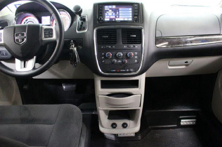 2016 Dodge Grand Caravan SXT Wheelchair Van For Sale #21