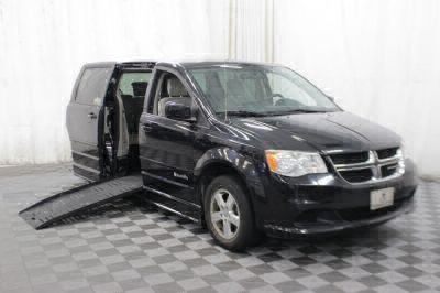 Used Wheelchair Van for Sale - 2012 Dodge Grand Caravan SXT Wheelchair Accessible Van VIN: 2C4RDGCG3CR333588