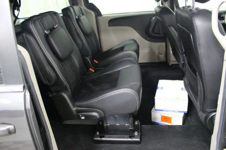 2017 Dodge Grand Caravan SXT Wheelchair Van For Sale #8