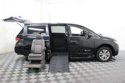 2014 Honda Odyssey Wheelchair Van For Sale -- Thumb #8