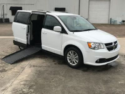 New Wheelchair Van for Sale - 2019 Dodge Grand Caravan SXT Wheelchair Accessible Van VIN: 2C4RDGCG8KR514443