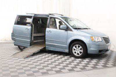 Handicap Van for Sale - 2008 Chrysler Town & Country Touring Wheelchair Accessible Van VIN: 2A8HR54P58R745723