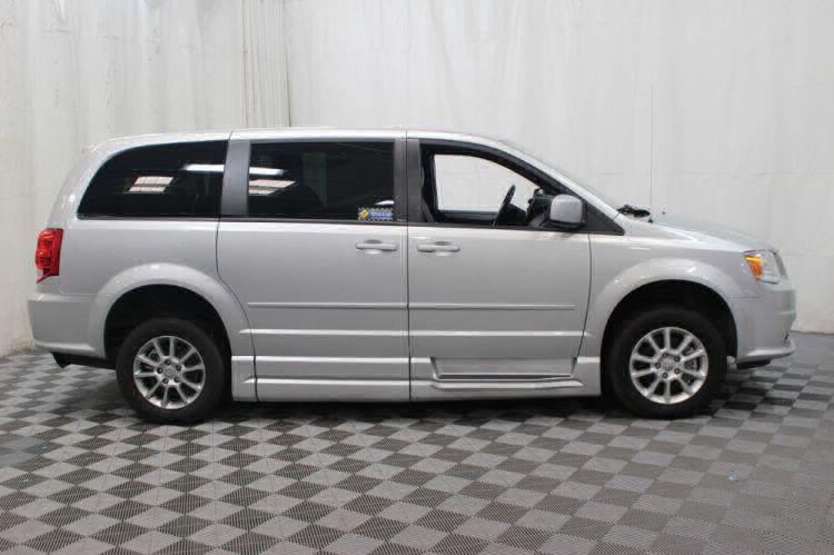 2012 Dodge Grand Caravan R/T Wheelchair Van For Sale #34