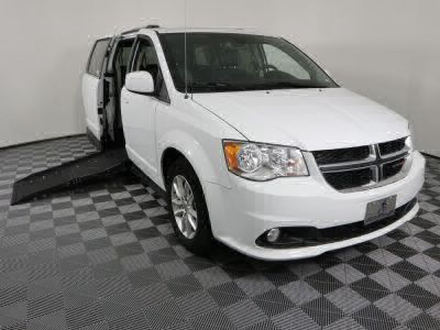 New Wheelchair Van for Sale - 2019 Dodge Grand Caravan SXT Wheelchair Accessible Van VIN: 2C4RDGCG0KR671741
