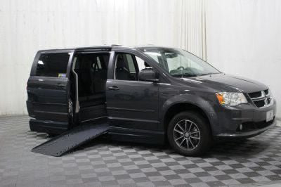 New Wheelchair Van for Sale - 2017 Dodge Grand Caravan SXT Wheelchair Accessible Van VIN: 2C4RDGCG1HR779424