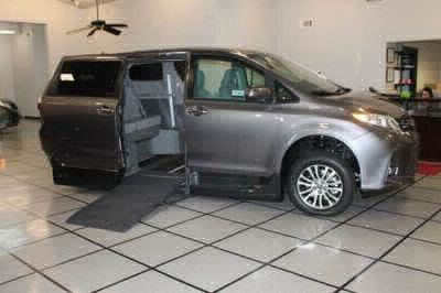 New Wheelchair Van for Sale - 2019 Toyota Sienna XLE 8-Passenger Wheelchair Accessible Van VIN: 5TDYZ3DC3KS010326