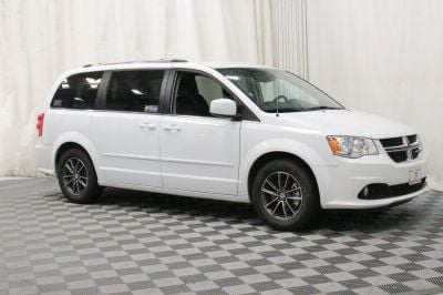 Commercial Wheelchair Vans for Sale - 2017 Dodge Grand Caravan SXT ADA Compliant Vehicle VIN: 2C4RDGCG1HR710121