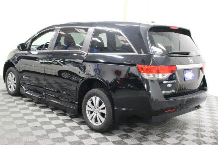 2014 Honda Odyssey EX-L Wheelchair Van For Sale #33