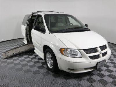 Used Wheelchair Van for Sale - 2003 Dodge Grand Caravan EX Wheelchair Accessible Van VIN: 2D4GP74L63R155740