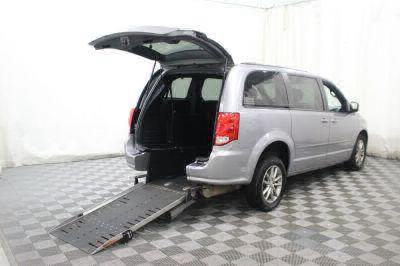 Commercial Wheelchair Vans for Sale - 2014 Dodge Grand Caravan R/T ADA Compliant Vehicle VIN: 2C4RDGEG5ER431182