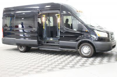 Used 2017 Ford Transit Wagon 350 XLT HD 15 Wheelchair Van