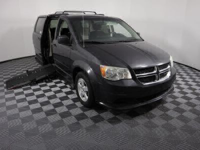 Used Wheelchair Van for Sale - 2012 Dodge Grand Caravan SXT Wheelchair Accessible Van VIN: 2C4RDGCG8CR166287