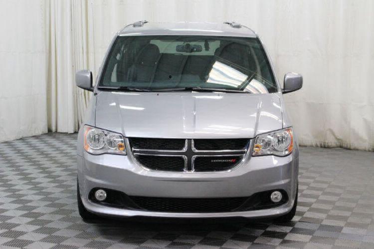 2017 Dodge Grand Caravan SXT Wheelchair Van For Sale #19