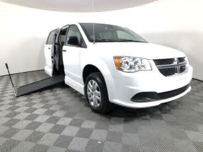 New Wheelchair Van for Sale - 2019 Dodge Grand Caravan SE Wheelchair Accessible Van VIN: 2C7WDGBG9KR784448