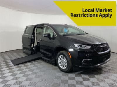 New Wheelchair Van for Sale - 2021 Chrysler Pacifica TOURING-L Wheelchair Accessible Van VIN: 2C4RC1BG8MR544093
