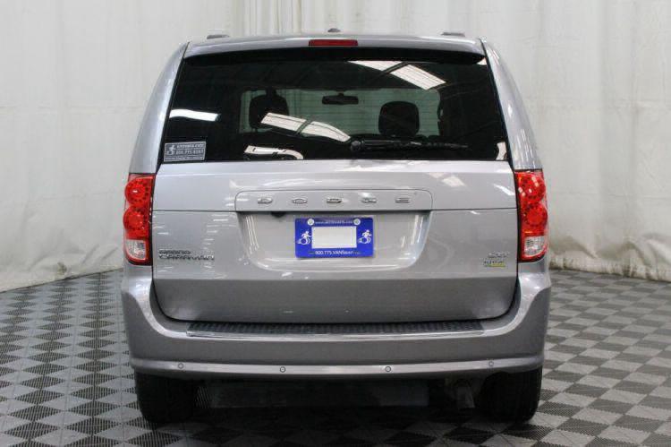 2015 Dodge Grand Caravan SXT Wheelchair Van For Sale #7