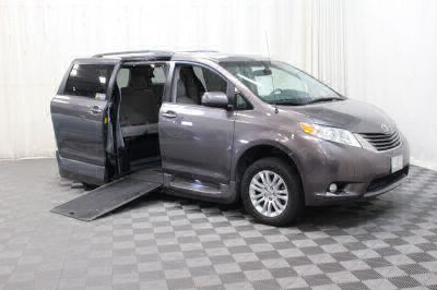 Commercial Wheelchair Vans for Sale - 2014 Toyota Sienna XLE ADA Compliant Vehicle VIN: 5TDYK3DC8ES462247