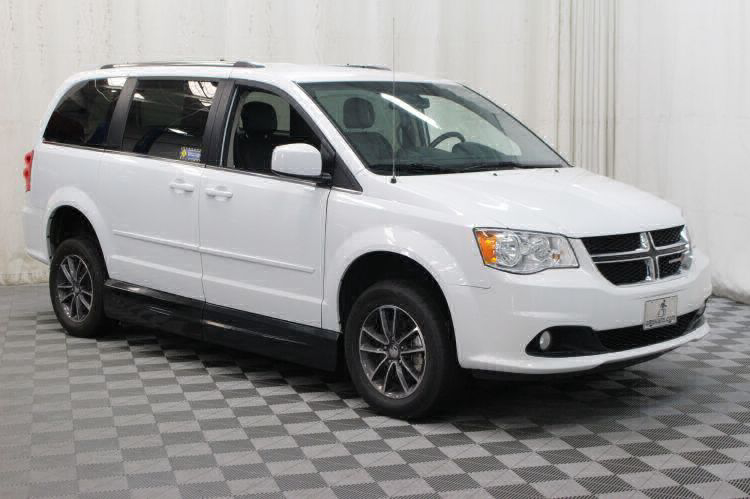 2017 Dodge Grand Caravan SXT Wheelchair Van For Sale #12