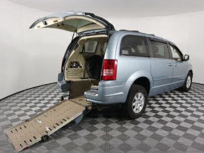 Used Wheelchair Van for Sale - 2010 Chrysler Town & Country Touring Wheelchair Accessible Van VIN: 2A4RR5D19AR421343