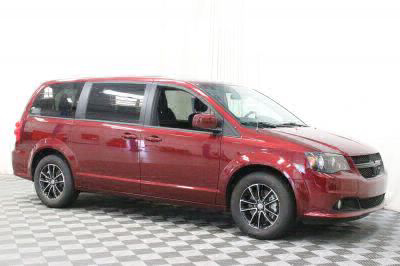 Commercial Wheelchair Vans for Sale - 2018 Dodge Grand Caravan SE Plus ADA Compliant Vehicle VIN: 2C4RDGBG4JR153423